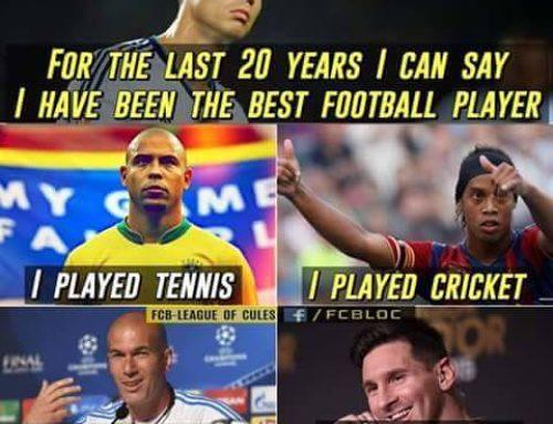 Cristiano Ronaldo – The BEST footballer?