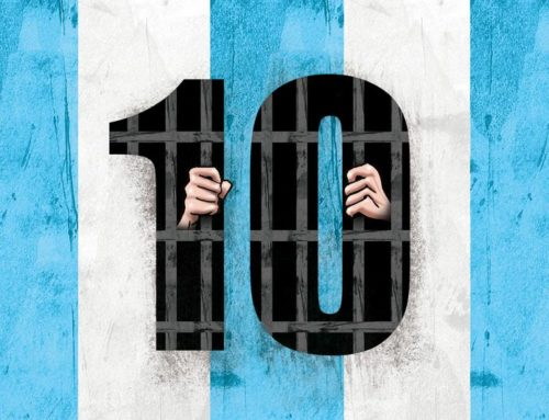 Messi sentenced !