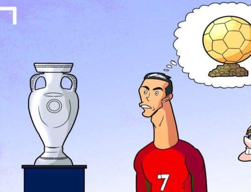 7 vs 7 – Ronaldo vs Griezmann – Euro 2016 Final