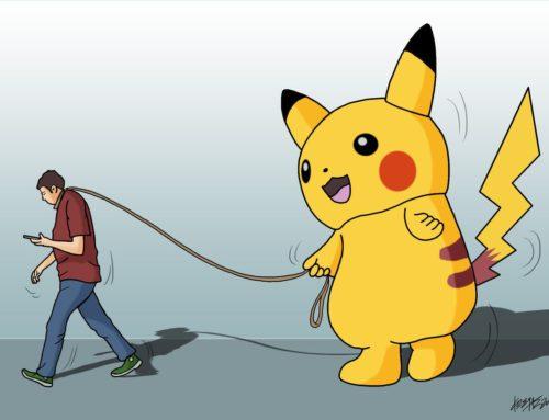 Pokemon Goooooooooooo