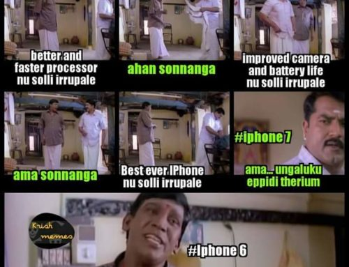 iPhone 6 vs iPhone 7