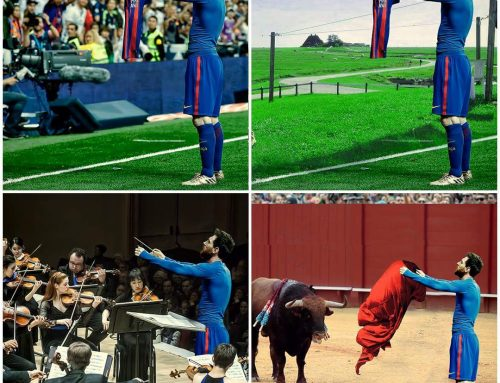 Messi – What he can't do ?