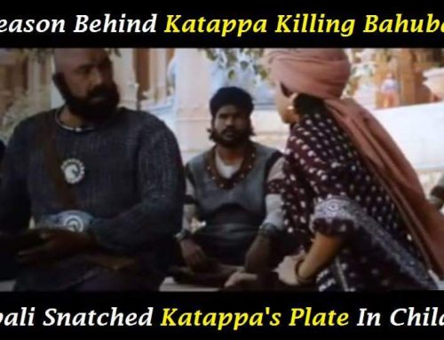 The real reason behind Kattappa killing Baahubali…
