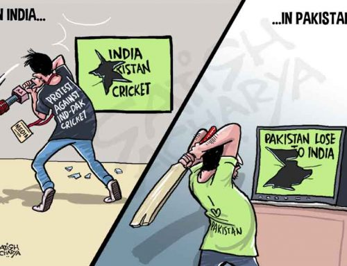 India vs Pakistan !