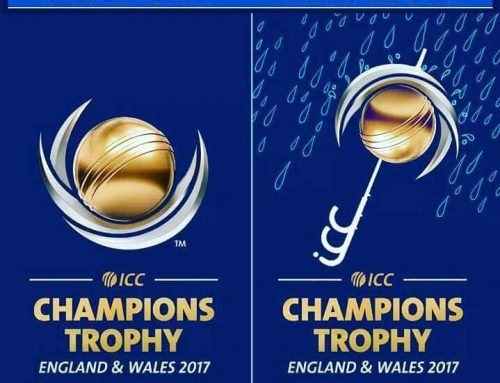 Champions Trophy 2017 Logo Changed !!! #CT17