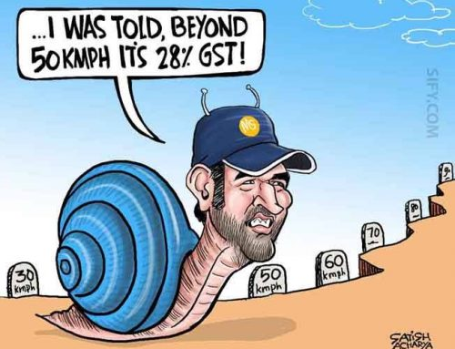 Slow MSD and GST