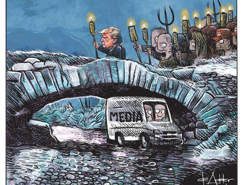 Fake News – Fake President