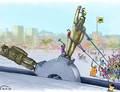 End of Robert Mugabe