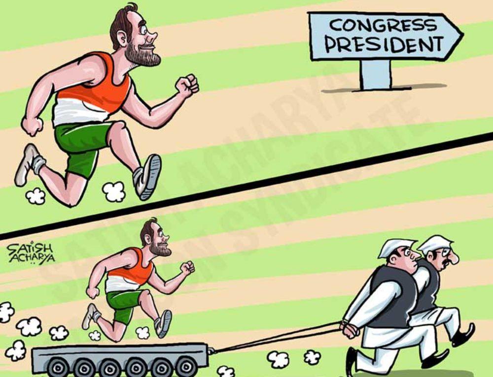 Rahul's Final Lap