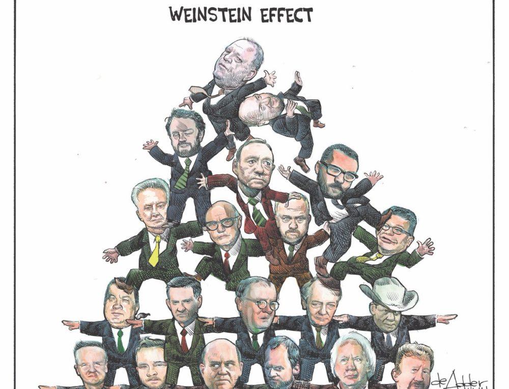 Weinstein Effect !