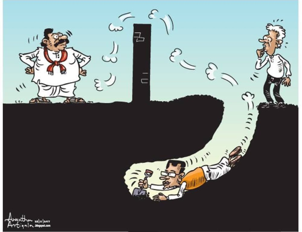 Maithri – Mahinda secret meeting !!!