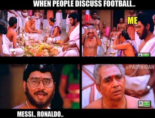 Football and Me !