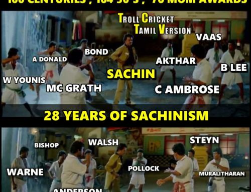 Sachin… Sachin…. 28 Years of Sachinism !