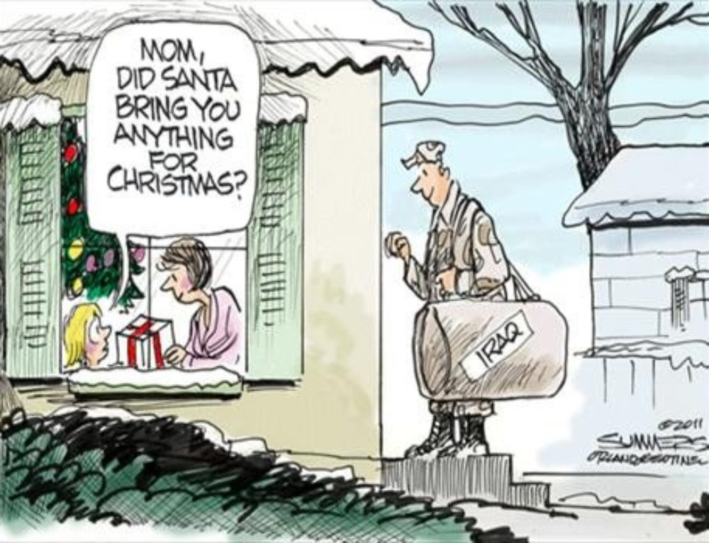 Did Santa Bring You Anything for Christmas?