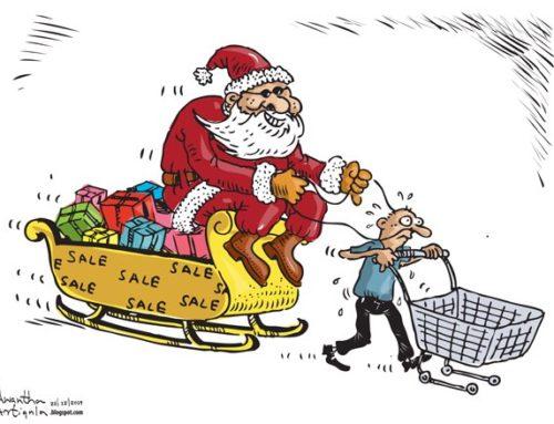 Sri Lankan Santa