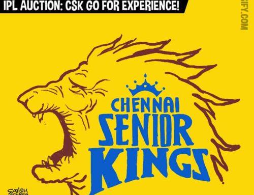 CSK New Logo !!!