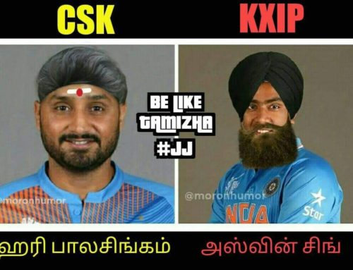 அஷ்வின் அங்கே.. ஹர்பஜன் இங்கே.. #IPL2018Auction