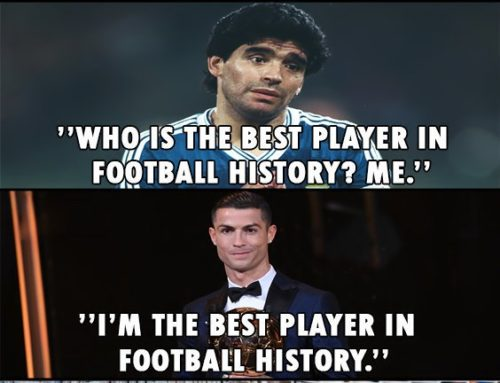 Messi the Best ?
