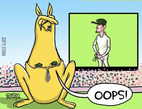 Australians caught ball-tampering