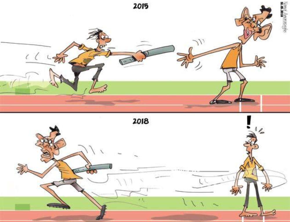 2015 – 2018 #SriLanka