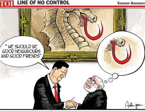 India – China