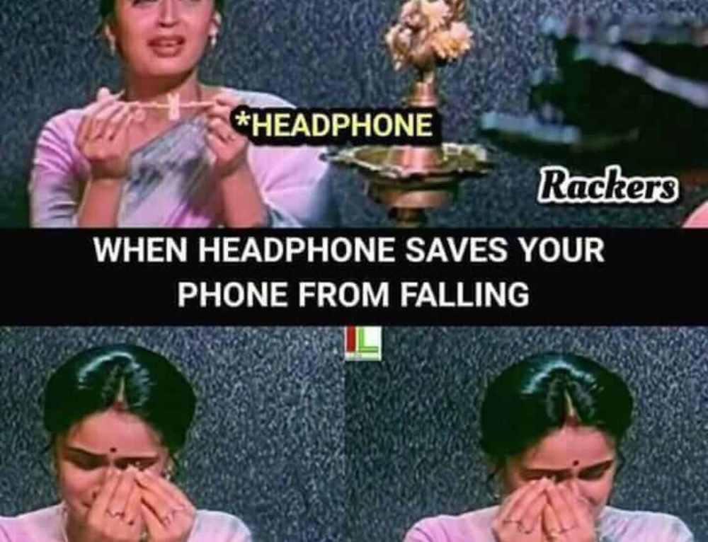 Headphone and Phone