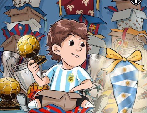 Happy Birthday Messi !
