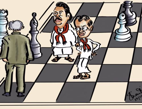 Political Stalemate !!