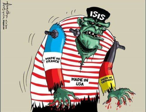 ISIS – Internationally made !!