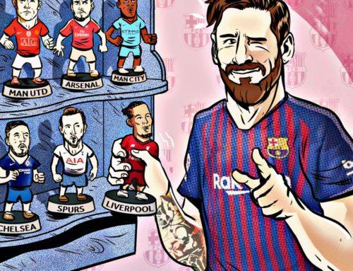 Messi : ACHIEVMENT UNLOCKED