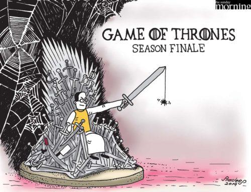 Game of Thrones – Sri Lanka version