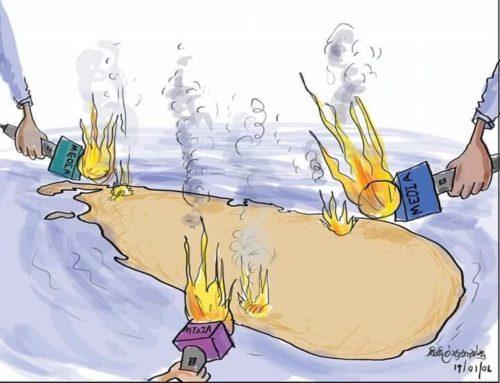 Role of Media #SriLanka