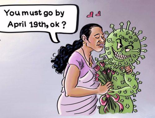 Coronavirus & April 19
